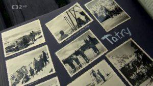 """pohľad do kroniky T.O. Severní Ryves v dokumente """"Zvláštní znamení touha"""""""