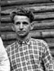 Ferda Otruba ako šerif T.O. Severní Ryves v roku 1935